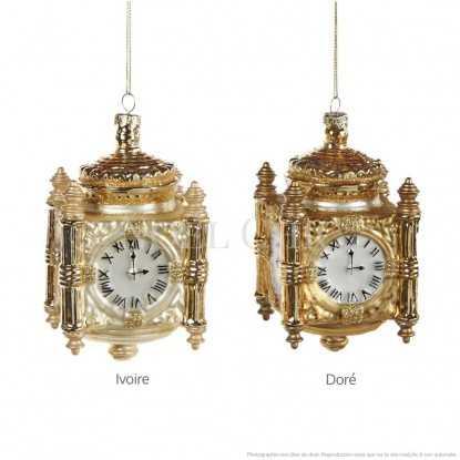 Horloge en verre