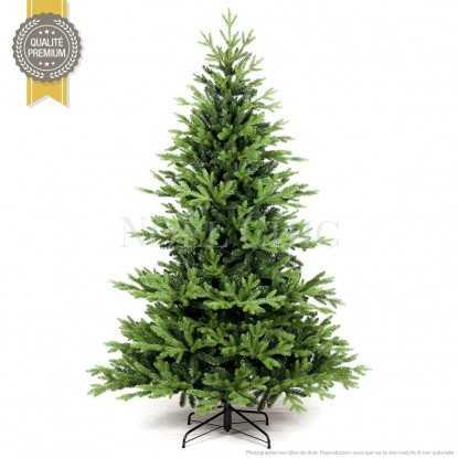 Sapin de Noël modèle HIPPOLYTE - 150 à 225cm