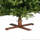 Sapin modèle SYLVESTRE : détail pied en bois