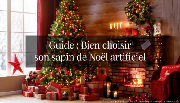 Guide : Bien choisir son Sapin de Noël artificiel
